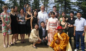 Mariko and Pemba's Wedding