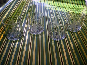 Wofford Glasses