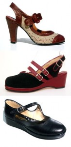 Re-Mix Vintage Shoes