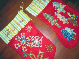 Christmas Stockings 1